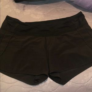 Lululemon Run Time Shorts 4""